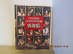 Craft Book Merry Christmas Abc