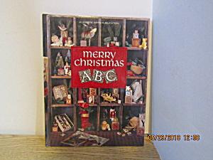 Craft Book Merry Christmas ABC (Image1)