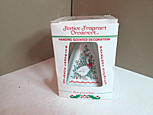 Christmas Festive Fragrant Ornament