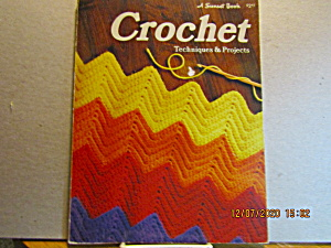 Vintage Craft Book Crochet Techniques & Projects (Image1)