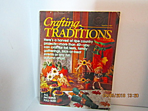 Crafting Traditions Sepy/oct 1997