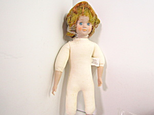 Vintage Just For Keeps Classic Doll To Dress