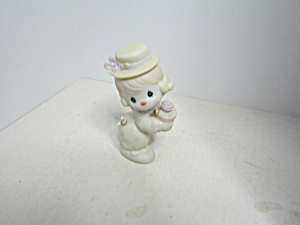 Vintage Enesco Samual J. Butcher Clown Figurine