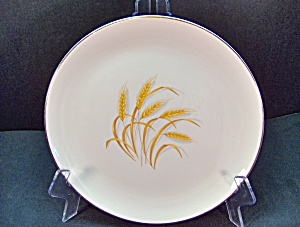 Vintage Fire King Wheat Dinner Plate