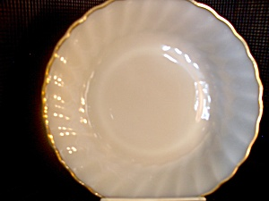 Vintage Vintage Fire King Golden Shell 9 Inch Plate
