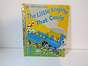 Vintage Little Golden Book The Little Engine That Could