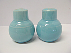 Vintage Early California Turguoise Salt & Pepper Shaker