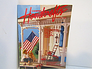 Vintage Country Handcrafts Summer 1990 (Image1)