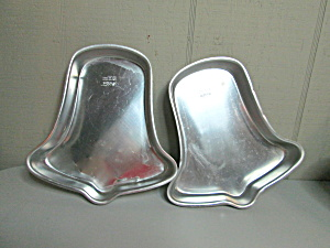 Wilton Vintage Party Pans Bell Set