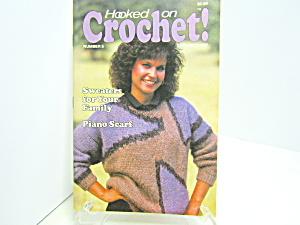 Vintage Magazine Hooked On Crochet #5