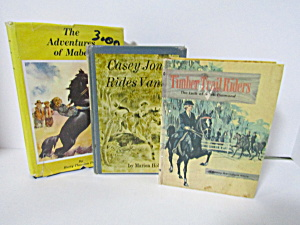 Vintage Young Readers Horse Stories Set