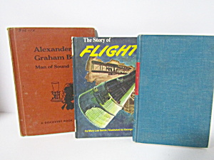 Booksalexander Graham Bell John Audubon Story Of Flight