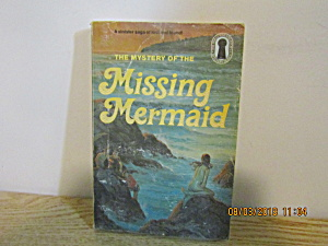 Vintage Book The Mystery Of The Missing Mermaid