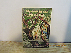 Vintage Book Mystery In The Pirate Oak