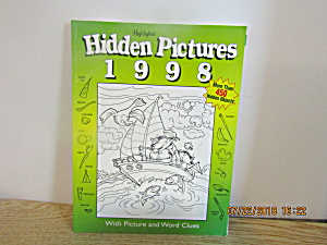 Puzzle Book Highlight's Hidden Pictures 1998 #1