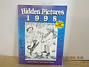 Puzzle Book Highlight's Hidden Pictures 1998 #2