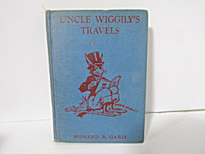 Vintage Book Uncle Wiggily's Travels
