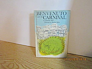 Young Reader's Book Benvenuto And The Carnival
