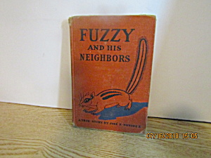 Young Reader's Book Fuzzy And His Neighbors