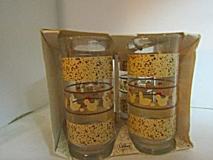 Vintage Libbey Capri 16 Oz Cooler Glasses (Image1)
