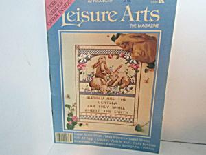 Vintage Leisure Arts The Magazine Mar/Apr 1987 (Image1)
