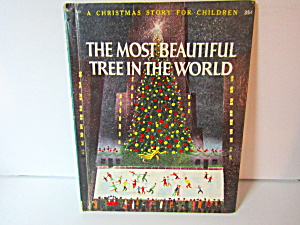 Wonder Book Most Beautiful Christmas Tree In The World