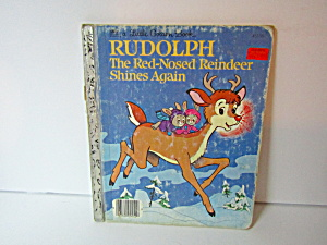 Book Rudolph The Red Nosed Reindeer Shines Again