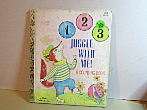 Golden Book 123 Juggle With Me