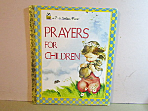 Little Golden Book Prayers For Children