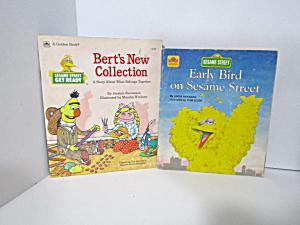 Vintage Sesame Street Book Set (Image1)