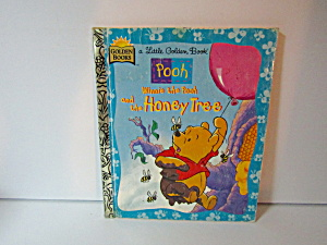 A Golden Book Disney Winnie The Pooh And The Honey Tree