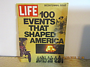 Life Magazine The 100 Events That Shaped America