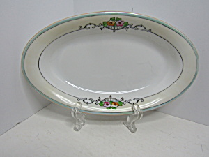 Vintage Meito China Angelus Relish Dish