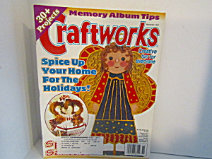 Magazine Craftworks Creative Fun For Everyone Nov. 1997