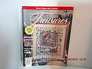 Vintage Magazine Treasures in Needlework  Winter  1992 (Image1)