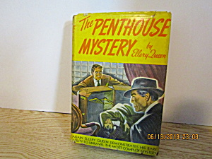 Vintage Mystery Book The Penthouse Mystery