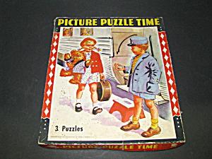 Puzzles Vintage Toys Antique Toys Tias Com