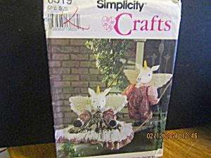 Vintage Simplicity Craft Pattern Unicorn #8319 (Image1)