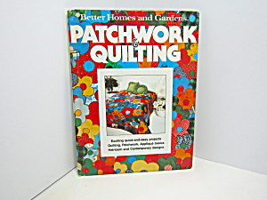 Better Homes & Gardens Patchwork & Quilting