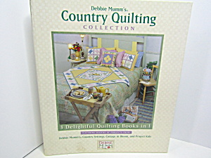 Debbie Mumm's Country Quilting Collection