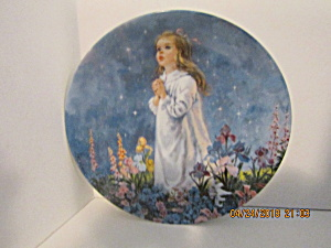 Reco First Issue Twinkle Twinkle Little Star Plate