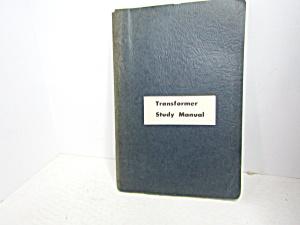 Vintage Book Transformer Study Manual (Image1)