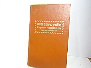 Vintage Book Motorcycle Repair Handbook