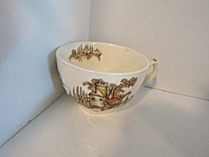 Johnson Bros Old Mill Scene Tea Cup