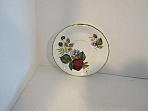 Vintage Decorative Royal Grafton Bone China Saucer