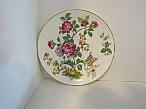 Vintage Decorative Charnwood Bone China Saucer