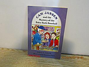 Scholastic Junior  Readers Cam Jansen Mystery Book (Image1)