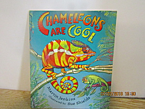 Scholastic Young Readers Book Chameleons Are Cool (Image1)