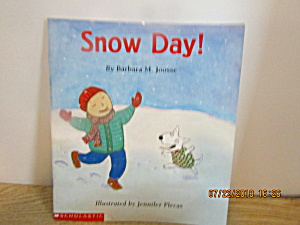 Scholastic Young Readers Book Snow Days (Image1)