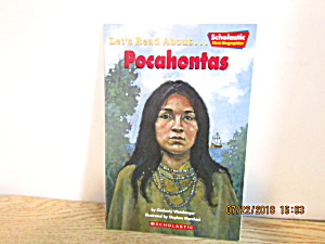 Scholastic Young Readers Book Pocahontas (Image1)